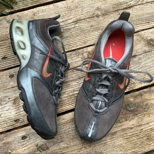NIKE Air Max 180 gray suede 7.5